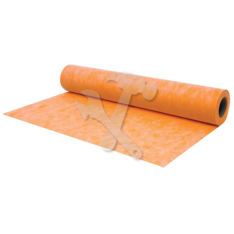 Waterproofing Bathroom Floor Before Tiling: Schluter KERDI-200 Shower Waterproofing Membrane Tanking Roll