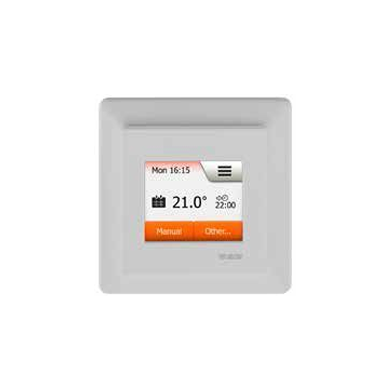 Schluter Ditra Heat E R Touch Screen Digital Thermostat