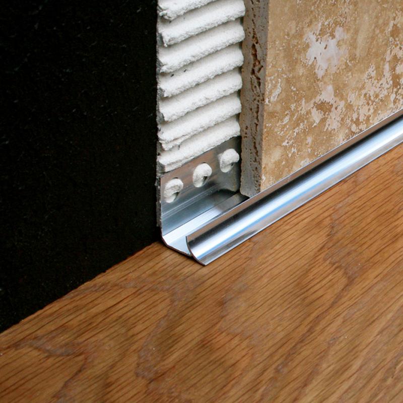 genesis polished chrome internal tile trim eia ebay. Black Bedroom Furniture Sets. Home Design Ideas