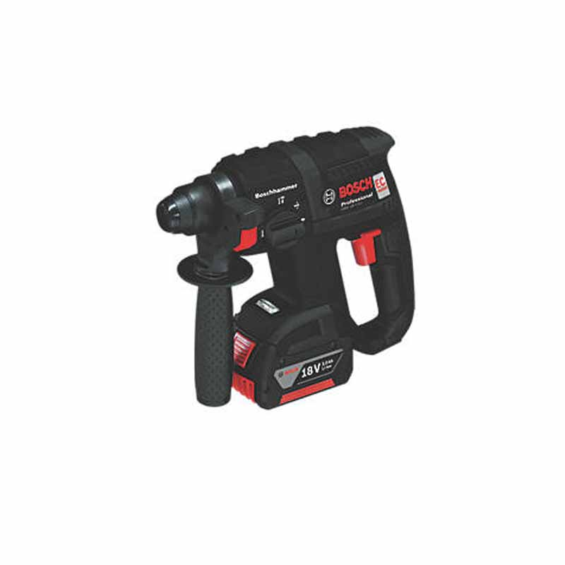 new limited edition black bosch gbh 18 v ec hammer drill 2x3ah 5316 buy by product online. Black Bedroom Furniture Sets. Home Design Ideas