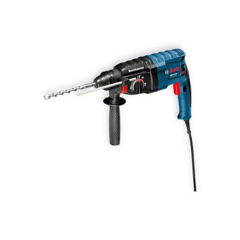 new bosch gbh 2 24 d professional rotary hammer with sds plus 110v gbh2 24d 06112a0060 5022. Black Bedroom Furniture Sets. Home Design Ideas