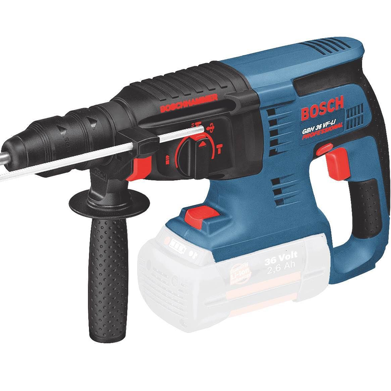 bosch gbh 36 vf li cordless 36v combi hammer drill body only in carry case 1690 buy cordless. Black Bedroom Furniture Sets. Home Design Ideas