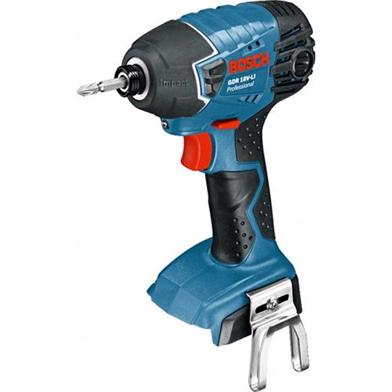 new bosch gdr 18 v li cordless impact drill 18v body only. Black Bedroom Furniture Sets. Home Design Ideas