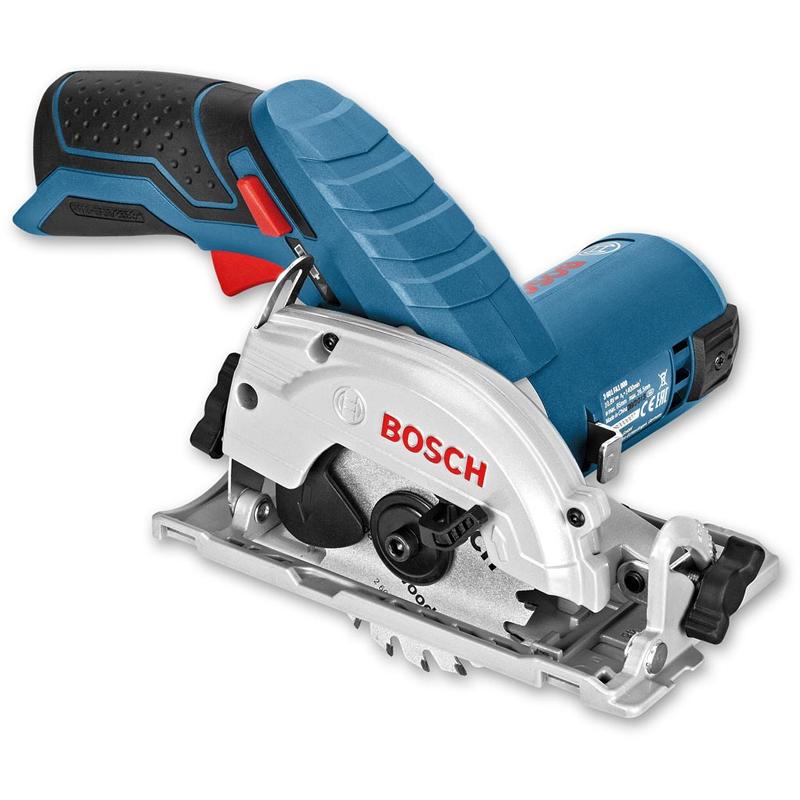 New Bosch Gks 10 8 V Li Mini Circular Saw Body Only Skil