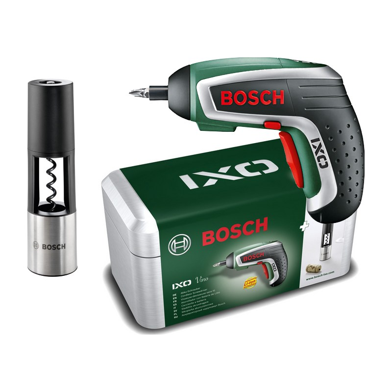 Bosch ixo cool mandarin with bosch ixo perfect la - Visseuse bosch ixo ...