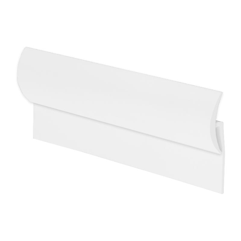 Genesis Plastic Edging Capping Strip White Kcs01 Buy