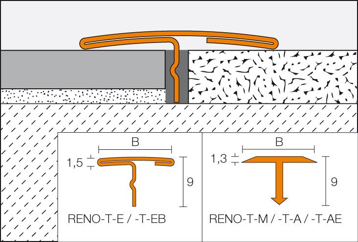 Metal Piece Between Floor And Carpet