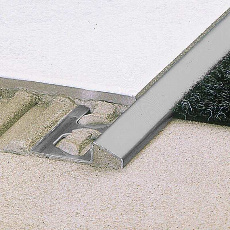 Schluter Reno Eu Flooring Transition Ramp Stainless Steel