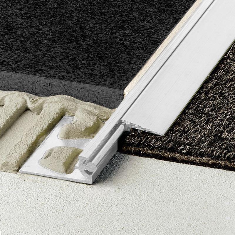 Schluter Reno Aev Tile To Carpet Vinyl Bar Anodised