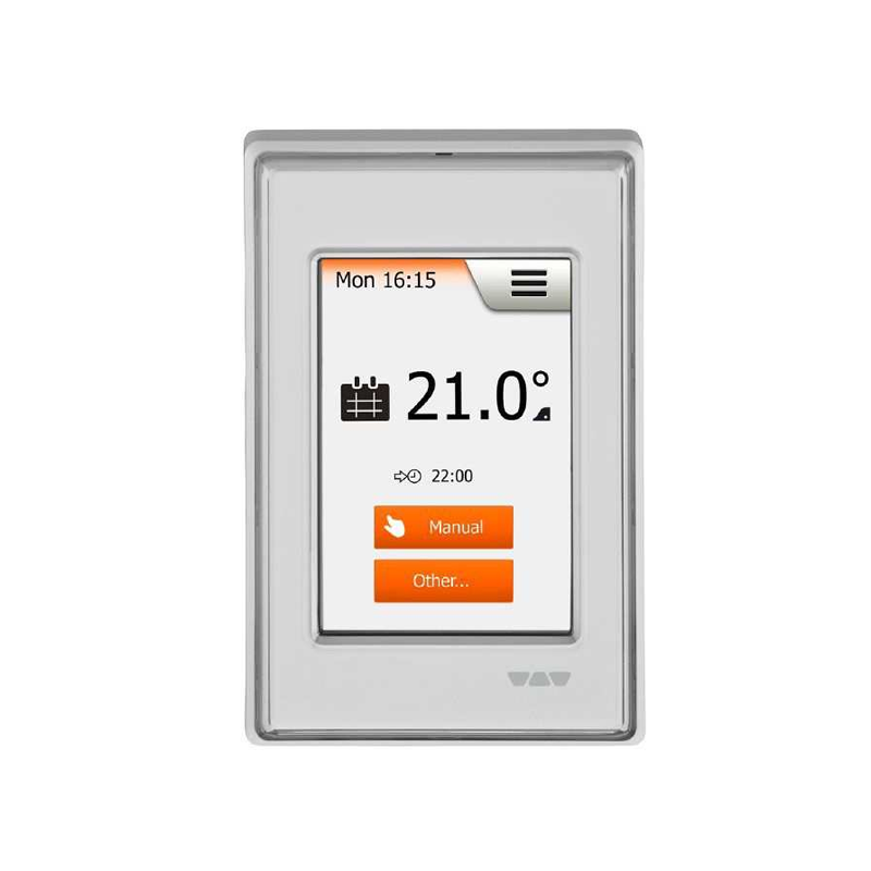 Ditra Heat E R3 Large Touch Screen Digital Thermostat